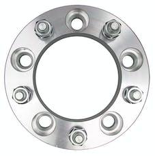 "Trans Dapt Performance 3623 5 LUG Wheel Spacers; 5.5"" Bolt Circle; 12mmx1.5 Threads (pr)- ALUMINUM"