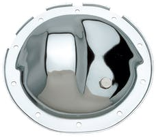 Trans Dapt Performance 4135 GM Intermediates and 88-06 GM 1/2 Ton (10 Bolt), Chrome Differential Cover ONLY