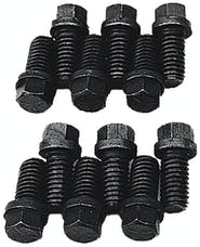 "Trans Dapt Performance 4900 HEADER BOLTS; 5/16""-18 x 3/4""; Standard Head (12 bolts)- SB Chrysler"