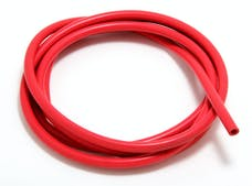 Trans Dapt Performance 5778 VACUUM HOSE (silicone); RED: 6MM Diameter- 10ft. Roll
