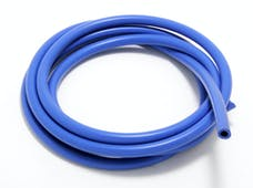 Trans Dapt Performance 5780 VACUUM HOSE (silicone); BLUE: 6MM Diameter- 10ft. Roll