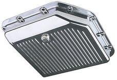 Trans Dapt Performance 8896 TH-350 Aluminum Transmission Pan -Stock Depth