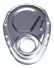 Trans Dapt Performance 9000 Chrome Timing Chain Cover, Tab, seal Kit- Chevy 4.3L V6 or SB Chevy V8 (not LT1)