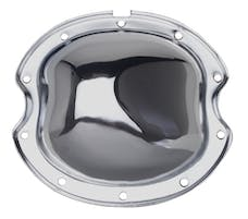 Trans Dapt Performance 9042 GM Intermediate (10 Bolt), Complete Chrome Differential Cover Kit