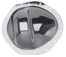 "Trans Dapt Performance 9043 GM Truck 9.5"" (14 Bolt), Complete Chrome Differential Cover Kit"