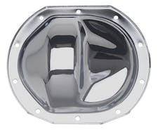 "Trans Dapt Performance 9044 FORD 7.5"" (10 Bolt), Some Mazda; Complete Chrome Differential Cover Kit"