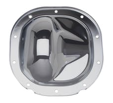 "Trans Dapt Performance 9045 FORD 8.8"" (10 Bolt), Complete Chrome Differential Cover Kit"