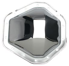 Trans Dapt Performance 9071 GM 2500 and 3500 Truck 14-Bolt; Chrome Differential Cover Only