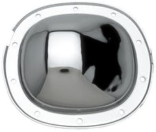 Trans Dapt Performance 9072 Camaro, S10 10-Bolt; Chrome Differential Cover Only