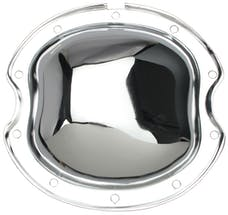 Trans Dapt Performance 9190 GM Intermediate 10-Bolt; Chrome Differential Cover Only