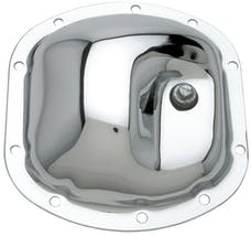 Trans Dapt Performance 9238 Dana 25-27-30 10-Bolt; Chrome Differential Cover Only