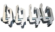TruXedo 1117460 TL - TonneauMate Clamp Kit