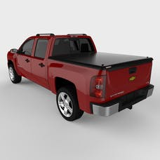 UnderCover UC1060 Classic Tonneau Cover Black Textured Finish Non Paintable