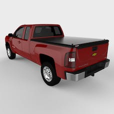 UnderCover UC1070 Classic Tonneau Cover Black Textured Finish Non Paintable