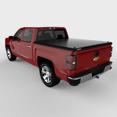 UnderCover UC1110 Classic Tonneau Cover Black Textured Finish Non Paintable