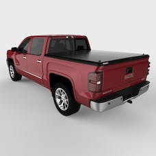 UnderCover UC1130 Classic Tonneau Cover Black Textured Finish Non Paintable