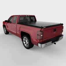 UnderCover UC1140 Classic Tonneau Cover Black Textured Finish Non Paintable