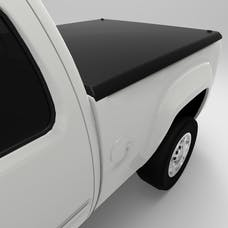 UnderCover UC2070 Classic Tonneau Cover Black Textured Finish Non Paintable w/o Cargo Channel Sys