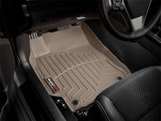 WeatherTech 457021 Front FloorLiner, Tan
