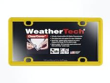 WeatherTech 8ALPCC14 Accessory, Yellow