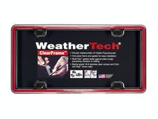 WeatherTech 63022 Accessory, Red