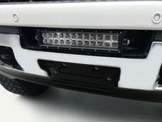 ZROADZ LED Lighting Solutions Z324521-KIT ZROADZ Front Bumper Center LED Kit