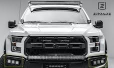 ZROADZ LED Lighting Solutions Z325652-KIT ZROADZ Front Bumper OEM Fog LED Kit