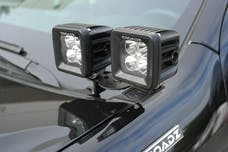 ZROADZ LED Lighting Solutions Z369401-KIT4 ZROADZ Hood Hinge LED Kit