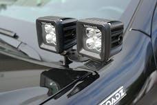 ZROADZ LED Lighting Solutions Z369641-KIT4 ZROADZ Hood Hinge LED Kit