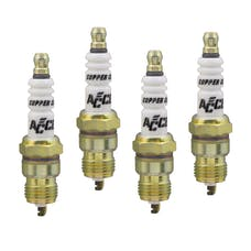 ACCEL 0276S-4 High Performance Shorty Spark Plug, 4pk
