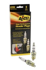 ACCEL 8199 HEADER,PLUG 8-DISPLAY #0576S