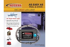 """Access Cover 80312 18""""  AA Battery Led Light - 1 Single Pack"""