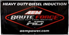 AEM Induction Systems 10-926L Brute Force Banner