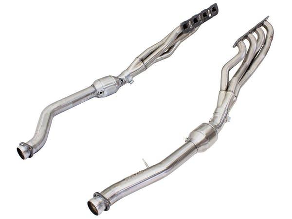 AFE 48-36211-YC aFe Power Twisted Steel Header