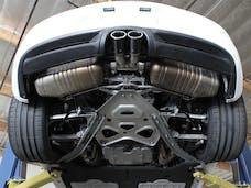 AFE 49-92018-PL15 MACHForce XP Exhaust Tip