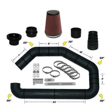 AIRAID 101-400 Universal Air Intake Kit