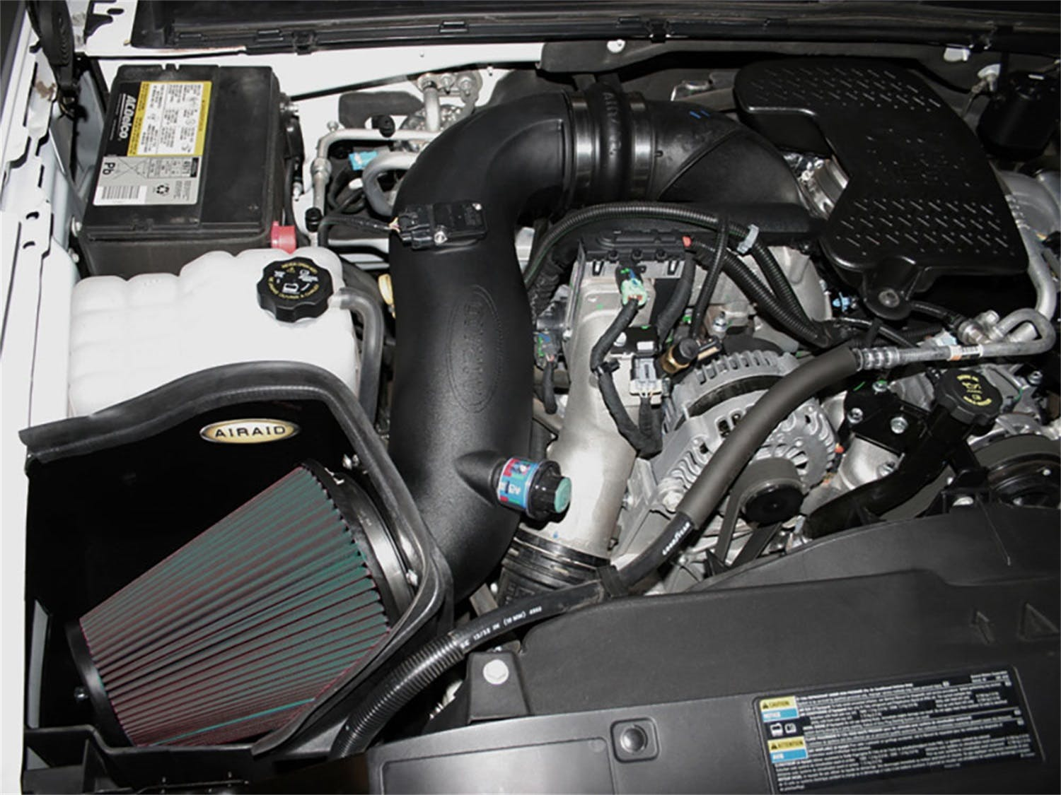 Airaid 202-295 AIRAID Cold Air Box Intake System
