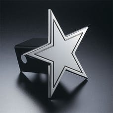 AMI Styling 1004 AMI Star Hitch Cover