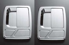 AMI Styling 512 AMI Polished LH/RH w/o Lock hole Rear Doors