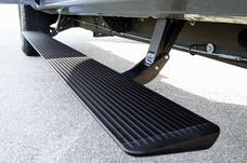AMP Research 75115-01A PowerStep Black