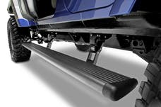 AMP Research 75122-01A PowerStep Electric Running Boards for 2007-2017 Jeep Wrangler JK Unlimited, 4-Door