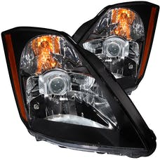 AnzoUSA 121108 Crystal Headlights Black