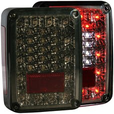 AnzoUSA 311203 LED Taillights Smoke
