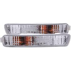 AnzoUSA 511008 Euro Parking Lights Chrome