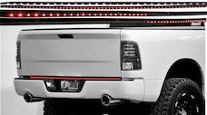 """AnzoUSA 531045 LED Tailgate Bar without Reverse, 60"""" 4 Function"""