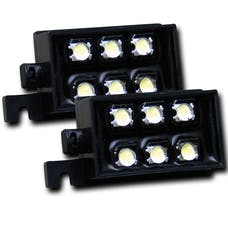 AnzoUSA 531049 LED Bed Rail Auxiliary Lighting
