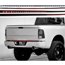"""AnzoUSA 531058 LED Tailgate Bar with Amber Scanning, 60"""" 6 Function"""