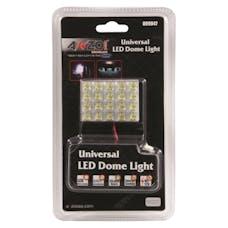 "AnzoUSA 809047 LED Dome Light - High Powered LED Universal 2"" x 1.5"""