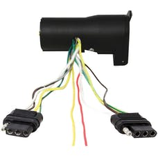AnzoUSA 851010 7 - Pin Universal Trailer Adapter
