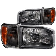 AnzoUSA 111051 Crystal Headlights
